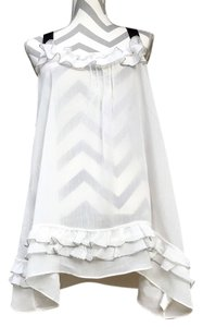 2b bebe Top Black, white