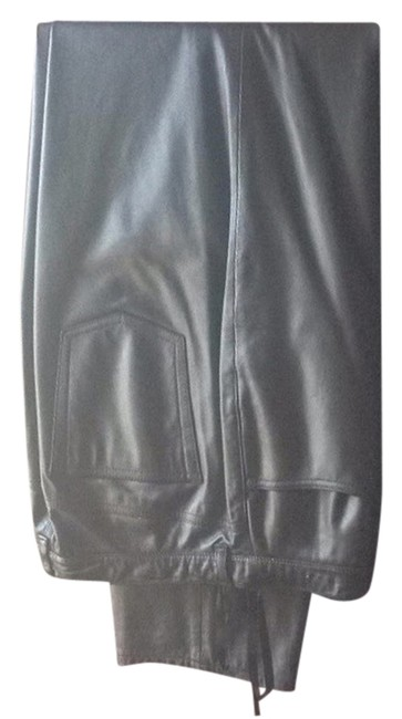 Preload https://item4.tradesy.com/images/black-leather-of-straight-leg-pants-size-16-xl-plus-0x-1451983-0-0.jpg?width=400&height=650