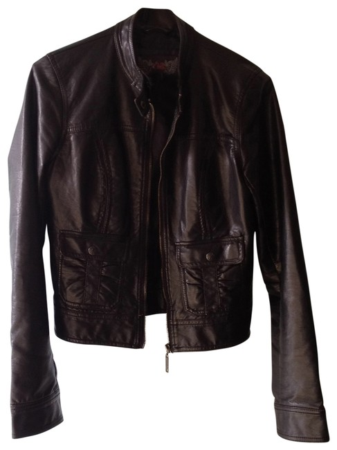 Preload https://item2.tradesy.com/images/ymi-jeans-black-faux-leather-motorcycle-size-4-s-145201-0-0.jpg?width=400&height=650
