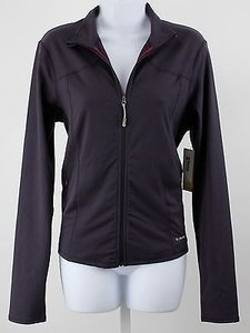 Alpine Design Alpine Design Purple Active Fit Studio Full Zip Jacket B09