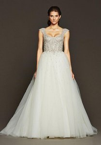 Badgley Mischka Horne Wedding Dress