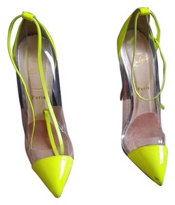 Christian Louboutin Yellow 2 Pumps