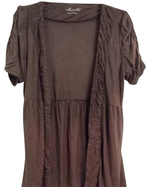 Preload https://item2.tradesy.com/images/willi-smith-gray-wash-cardigan-size-12-l-1452246-0-0.jpg?width=400&height=650