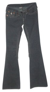True Religion Flare Pants Grey