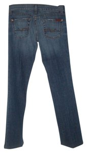 7 For All Mankind Boot Cut Jeans-Acid