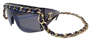 Chanel Chanel Chain Drop Sunglasses RARE! Vintage 0027 90