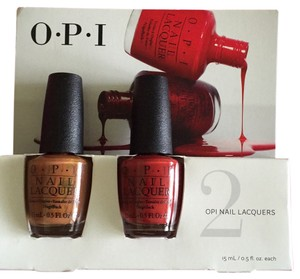 OPI OPI Nail Lacquers Set of 2