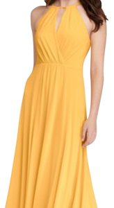 Yellow Maxi Dress by Ann Taylor