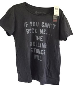 Lucky Brand North American Tour T Shirt Gray