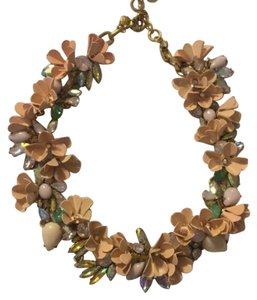 J.Crew Mardi Gras Necklace