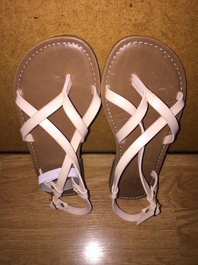 Style & Co Nude Sandals