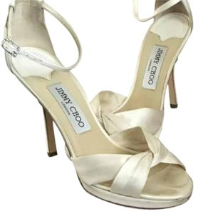 Jimmy Choo Ivory Formal