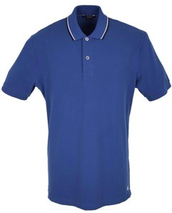 Gucci Men's Polo T Shirt Blue