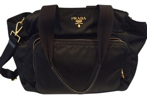 prada nylon shoulder bag black - Prada Baby & Diaper Bags - Up to 70% off at Tradesy