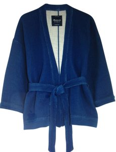 Madewell blue Jacket