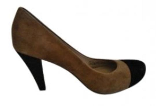 Preload https://item1.tradesy.com/images/franco-sarto-black-and-brown-suede-color-pumps-size-us-6-145270-0-0.jpg?width=440&height=440