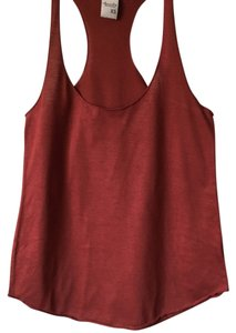 American Rag Top Rust Red