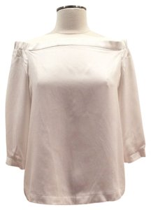 W by Worth Casual Night Out Top white