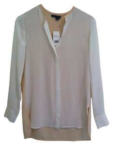 Vince Top Ivory Blush