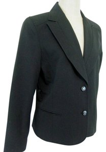 Larry Levine Jacket Black Blazer