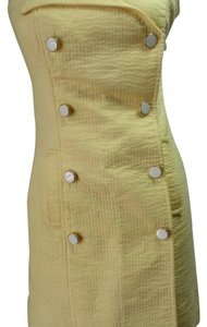 Laundry by Shelli Segal short dress Yellow on Tradesy