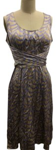 Tracy Reese Never Worn Printed Silk Dress