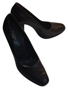 Gucci Dark brown Pumps