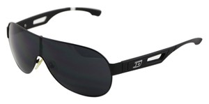 Spy Spy Optic Black Shield Sunglasses