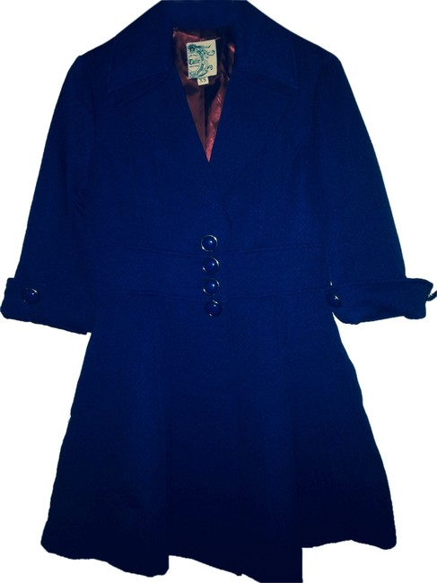 Item - Cobalt Jacket Coat Size 0 (XS)