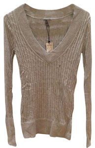 Express Layering Cable-knit Sweater