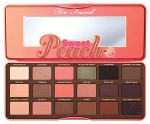 Too Faced Limited Edition Too Faced Sweet Peach Eyeshadow Palette