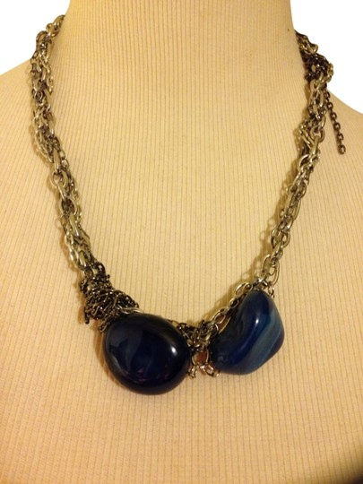 Other Multi Chain 2 Bead Necklace