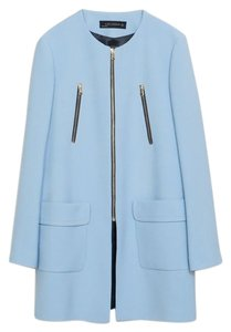 Zip Blue Jacket