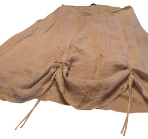Eileen Fisher Skirt Natural cream