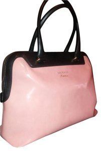 Other Satchel in MADE IN ITALY-BLUSH & BLACK