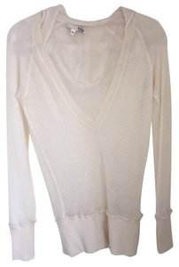 Joie Cashmere Hooded Sweater