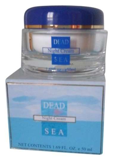 Preload https://item1.tradesy.com/images/dead-sea-mineral-products-new-dead-sea-mineral-night-cream-1453555-0-0.jpg?width=440&height=440
