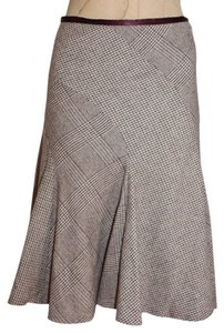 Banana Republic Wool Blend Wear To Work Skirt