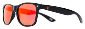 Society43 Society 43 Texas Tech Red Raiders Black Sunglasses NWT