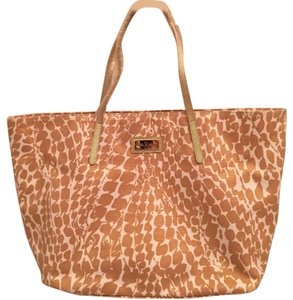 Lilly Pulitzer Tote in Gold