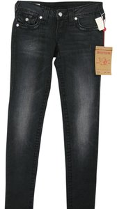 True Religion Julie Skinny Jeans-Light Wash