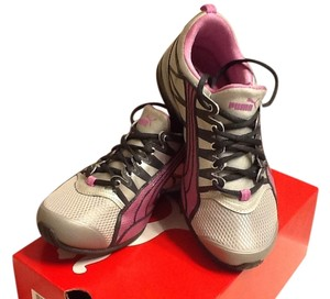 Puma Mauve Voltaic Silver Silver/Mauve/Dark Shadow Athletic