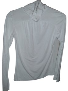 Poof! Apparel Shirt Draped Tee Shirt Long Sleeve Tee Turtleneck Soft Sweater