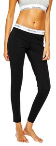 Calvin Klein Calvins Ck Black Leggings