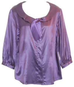 Pendleton Top Purple
