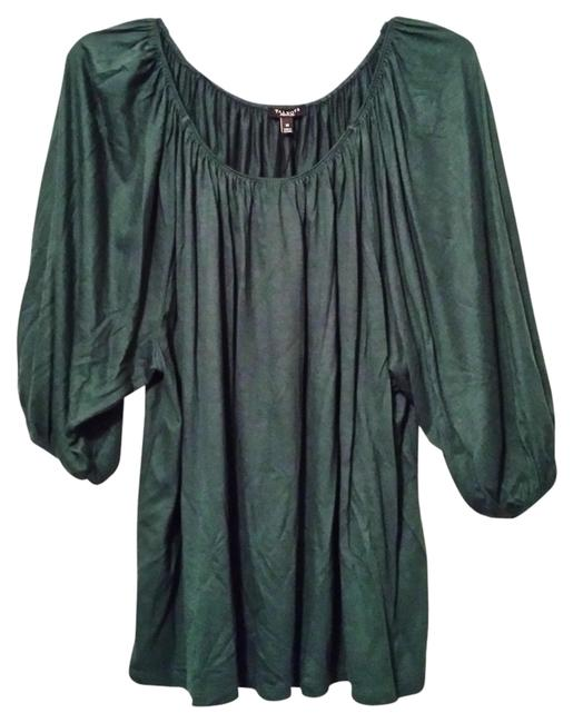 Talbots Top Green