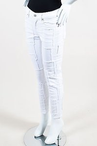 7 For All Mankind Denim Skinny Jeans