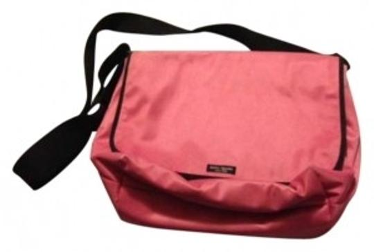 Preload https://img-static.tradesy.com/item/145453/kate-spade-pink-nylon-messenger-bag-0-0-540-540.jpg
