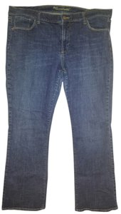 Old Navy Sweetheart Long Boot Cut Jeans-Medium Wash