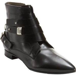 CoSTUME NATIONAL J Brand Rag Bone Black Boots